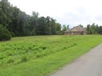 Auction, 7 Large Lots In Galewood : Liberty : Randolph County : North Carolina