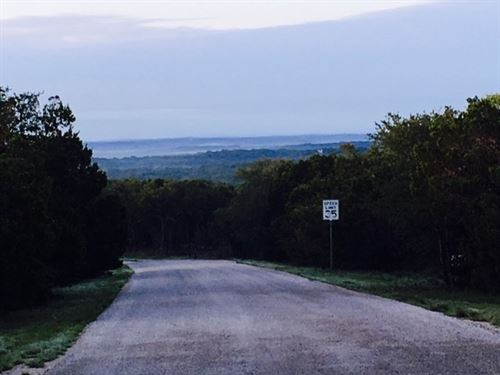 Hill Country Acreage : Wimberley : Hays County : Texas
