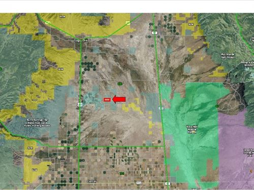 2535639, Looking For Your Own Hunti : Saguache : Colorado