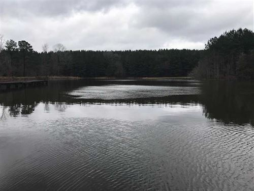 Reduced, 94.5 Acre Recreational : Philadelphia : Neshoba County : Mississippi