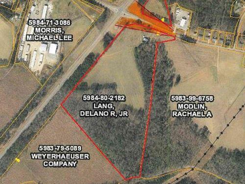 Farmland Mature Timber Ahoskie, NC : Ahoskie : Hertford County : North Carolina