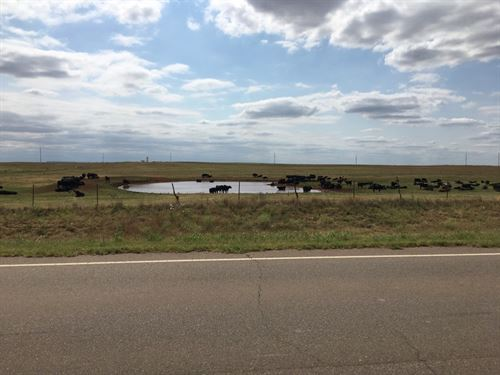 Large Acreage/Pasture/Agricultural : Sweetwater : Roger Mills County : Oklahoma