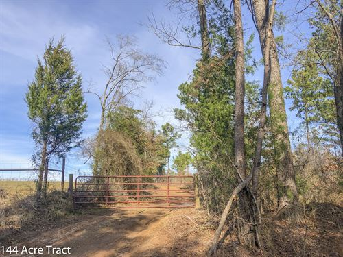 332 Acres Cr 4221 : Jacksonville : Cherokee County : Texas