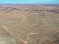313 Acres Offered In Two Tracts : Mooreland : Woodward County : Oklahoma