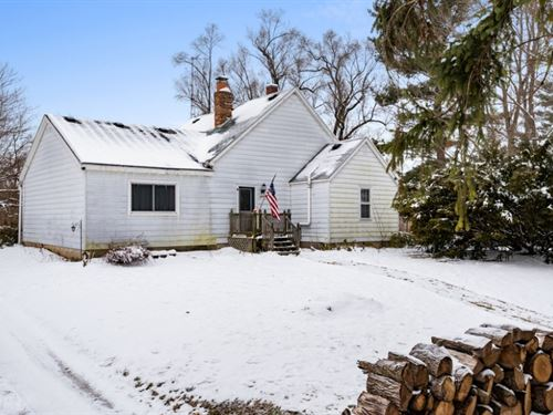 Country Home For Sale Muncie, IN : Muncie : Delaware County : Indiana