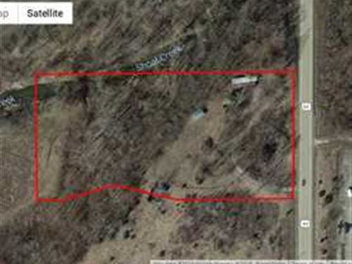 Small Building Site Acreage : Cameron : Clinton County : Missouri