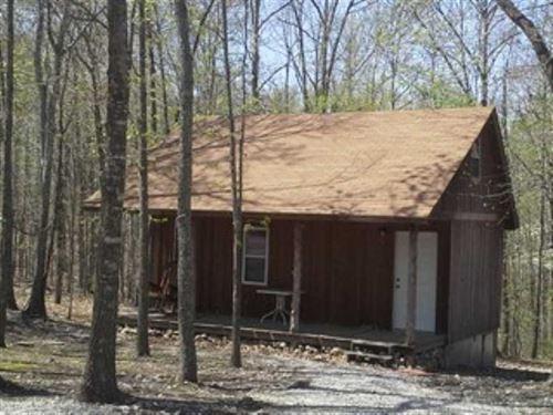 Great Getaway OR B & B Opportnuity : Saint Joe : Searcy County : Arkansas