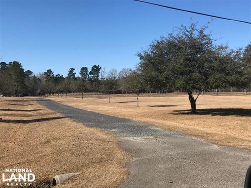 Spiers Circle Home Site : Bonneau : Berkeley County : South Carolina