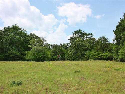 Hunting/Recreational Land Leon : Marquez : Leon County : Texas