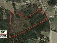 62.41 Acres of Residential And Tim : Hope Mills : Cumberland County : North Carolina