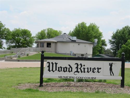 Wood River Golf Course Online Only : Wood River : Hall County : Nebraska