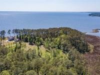 Gorgeous Waterfront Peninsula : Belhaven : Beaufort County : North Carolina