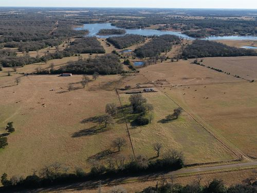 35.97 Acres With Unmatched Views : Lexington : Lee County : Texas