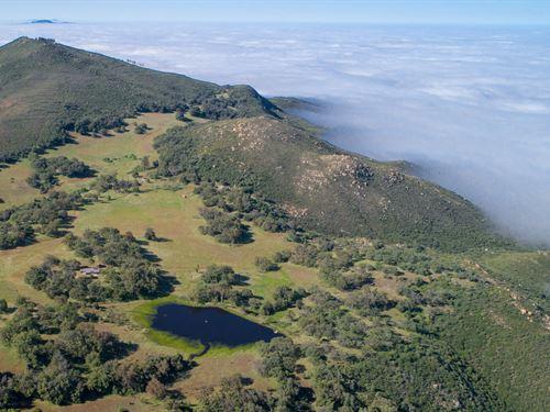 Serene Mesa Grande Getaway : Mesa Grande : San Diego County : California
