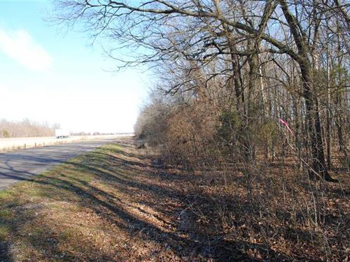Price Reduced 17.24 Acres of Har : Bradford : Jackson County : Arkansas