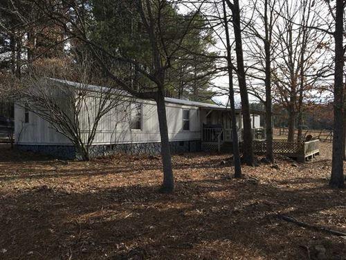 Gorgeous 23 Acres, Fully Fenced : Brockwell : Izard County : Arkansas