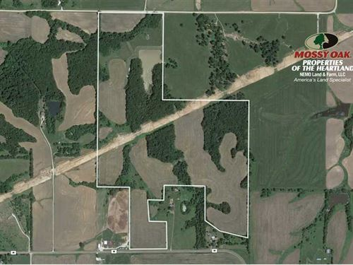 118.5 Acre Farm, Marion County : Emerson : Marion County : Missouri