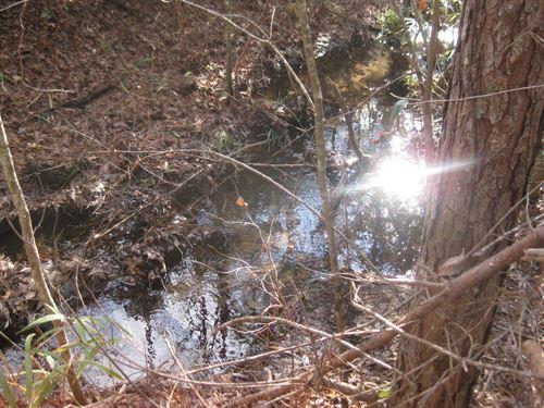 Tract With Beautiful Veiws : Thomaston : Upson County : Georgia