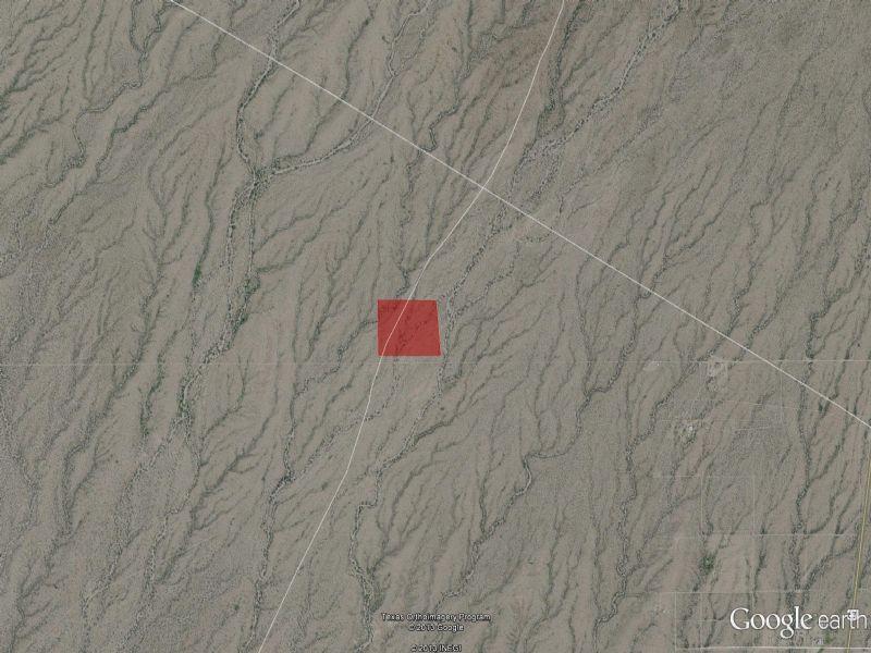 10 Acre Parcel Near Presido : Presido : Presidio County : Texas