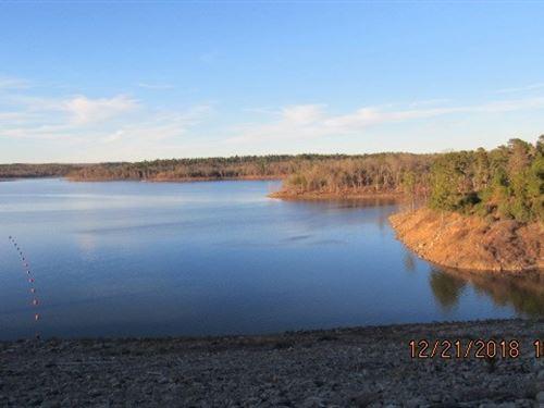Custom Country Lake Home DE Queen : De Queen : Arkansas County : Arkansas