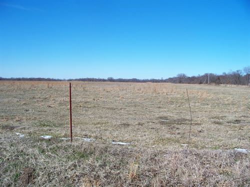 80 Acres Prime Land State Highway : Grove : Delaware County : Oklahoma