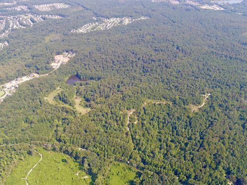 Prime Hunting Or Recreational Land : Atlanta : Fulton County : Georgia