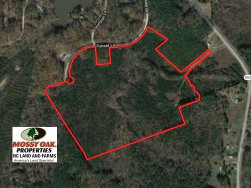 45 Acres of Hunting And Recreation : Littleton : Warren County : North Carolina