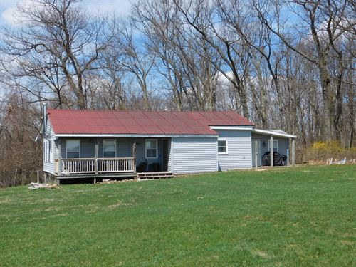 14901 Martins Mountain Ln Oldtown : Oldtown : Allegany County : Maryland