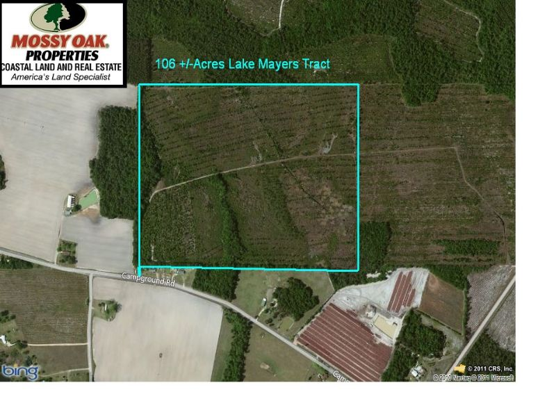 106 Acre Lake Mayers Tract, Baxley : Baxley : Appling County : Georgia