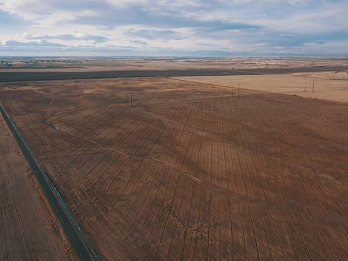 Adams County Half Section : Hudson : Adams County : Colorado