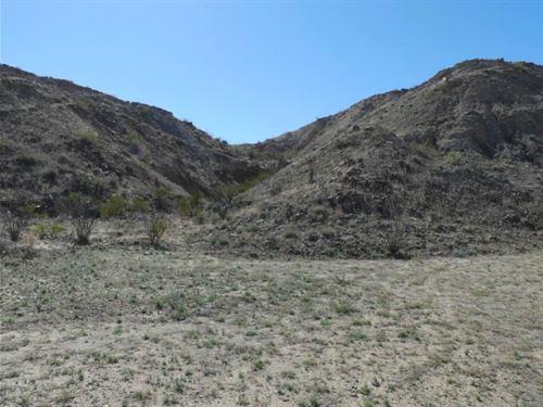 730 Acres Near Terlingua : Terlingua : Brewster County : Texas