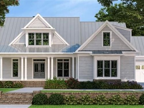 Beautiful Custom Modern Farmhouse : Chesterfield : South Carolina