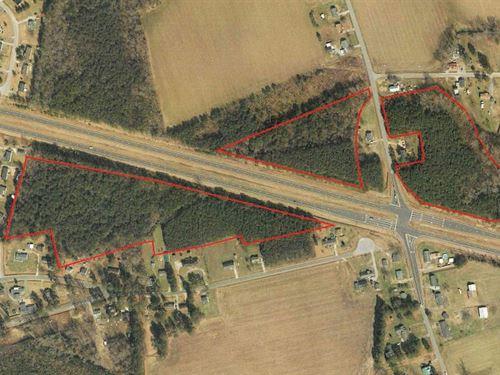 Recreational & Timber Property : Murfreesboro : Hertford County : North Carolina