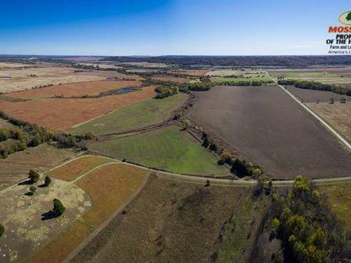 Cowley 160 : Cedar Vale : Cowley County : Kansas