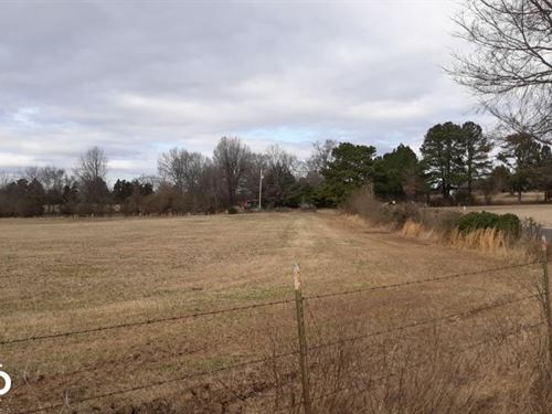 Agricultural Tract Tate County : Senatobia : Desoto County : Mississippi