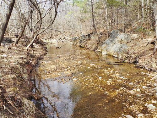 Ozark Mountain Land Fenced/Cross : Yellville : Marion County : Arkansas