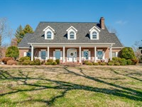 Equestrian Estate : Columbia : Maury County : Tennessee