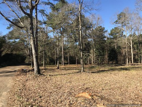 Beautiful Home Site : Brookhaven : Lincoln County : Mississippi