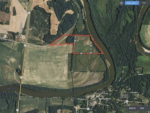 Reduced, Land For Sale, Knox CO : Decker : Knox County : Indiana