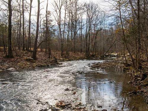 Blackburn Creek 234 : Winslow : Washington County : Arkansas