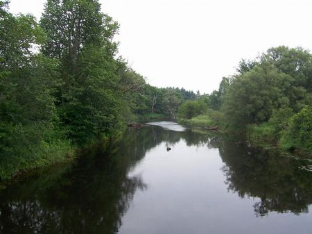 108 Acres Woods Meadows Hunting : Antwerp : Jefferson County : New York