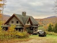 Santa Clara Lodge And Woodlands : Santa Clara : Franklin County : New York