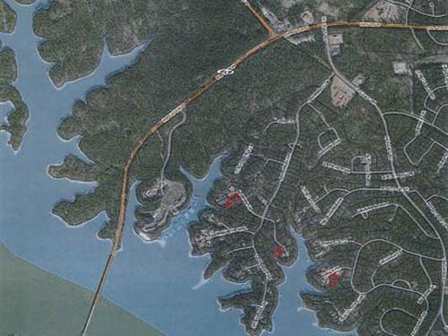 Auction, Properties 1108-1112 : McCormick : South Carolina