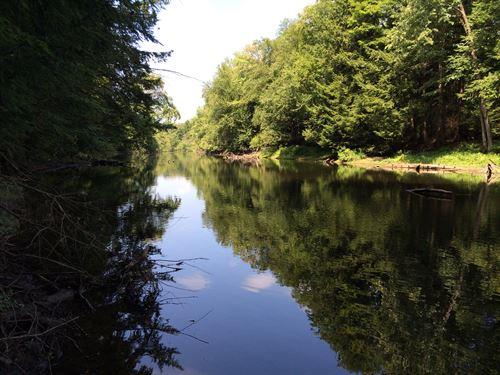 On Little River : Camden : Oneida County : New York