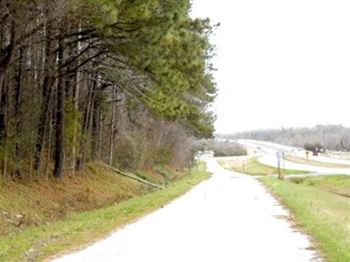 Developmental Commercial Land : Williamston : Martin County : North Carolina