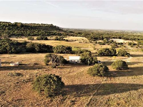 Mills County Land For Sale, Black : Goldthwaite : Mills County : Texas