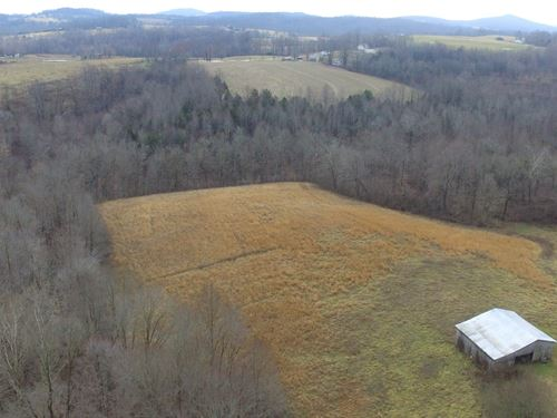 Hobby Farm Barn-Pasture-Some : Yosemite : Casey County : Kentucky