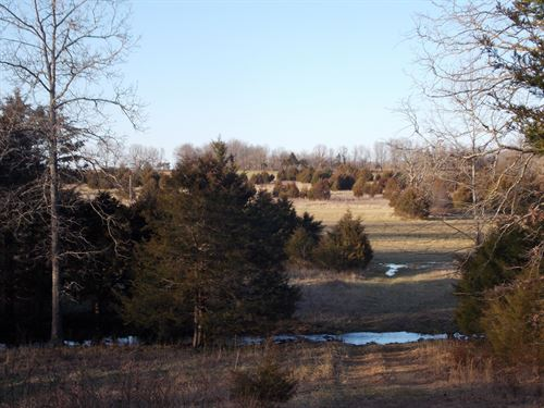 Hunting Property in Missouri : West Plains : Howell County : Missouri