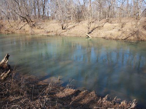 Missouri Riverfront Property 64 : Zalma : Bollinger County : Missouri