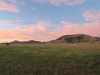 Elk Creek Ranch : Weston : Campbell County : Wyoming
